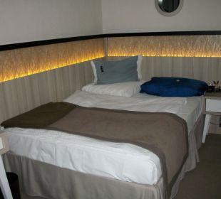Mein großes Bett Hotel Neptun