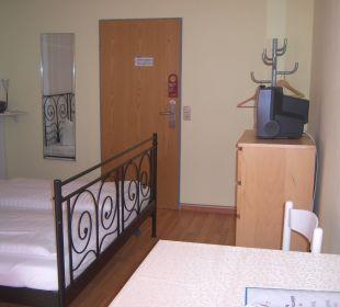 Doppelzimmer Stern Hotel Leipzig