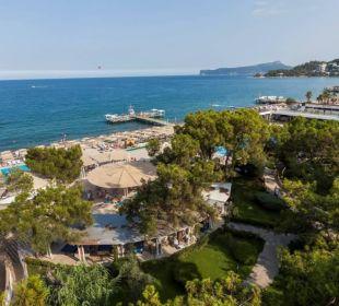 General View Majesty Club La Mer (geschlossen)