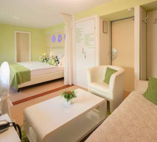 """Mini Suite """"Zur Sommerfrische"""" Hotel Central Vital"""
