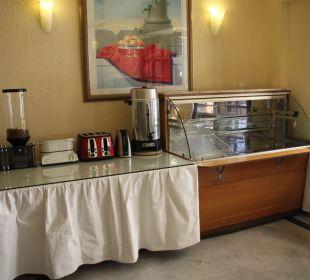 Buffet (nicht angerichtet) Hotel Kalidon