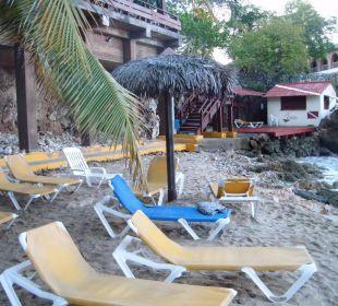 Liegen Hotel Club Amigo Bucanero (existiert nicht mehr)