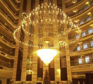 Innenhalle Hotel Delphin Imperial