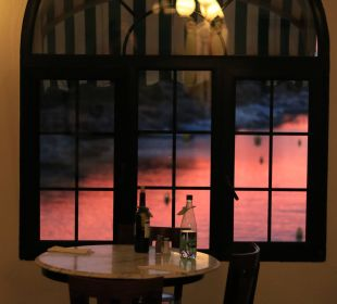 Frühstücksraum Hotel Poseidon Bahia