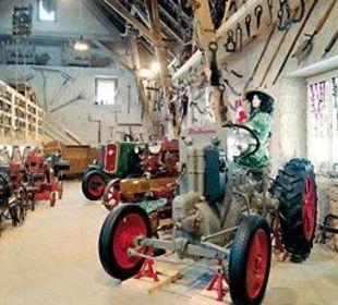 Bauern- und Bulldogmuseum Hotel Landgasthof Rebstock