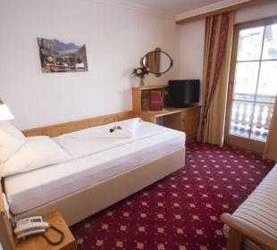 Einzelzimmer Hotel Liebes Caroline
