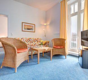 2-Raum-Ferienwohnung Haus Seeblick Hotel Garni & Ferienwohnungen