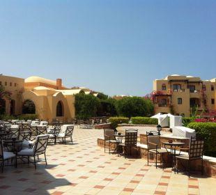 Bar und Bühne  Hotel Steigenberger Coraya Beach