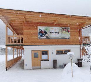 Außenansicht Dependance-Zimmer Tradition Natur & Aktiv Resort Ötztal (Nature Resort)