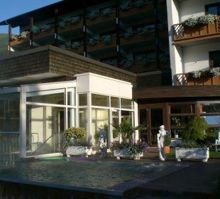 L'angolo dell'idromassaggio Thermenhotel Ronacher