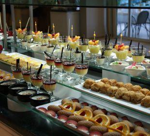Gewichtszunahme garantiert :) Side Sun Bella Resort & Spa