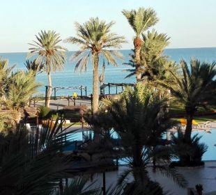 Ausblick Hotel Safira Palms