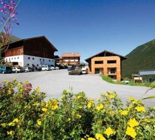 Alpengasthof Praxmar und Appartements Schwarzerhof Alpengasthof Pension Praxmar