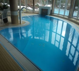 Pool Hotel Bon Alpina