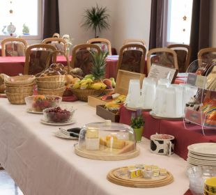 Frühstück Hotel Bel-Air Eden