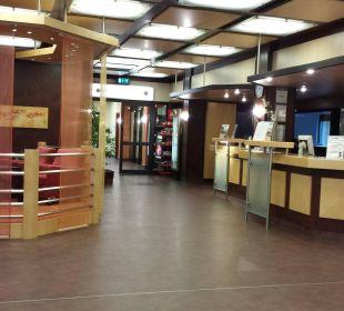 Reception Hotel am Kurpark
