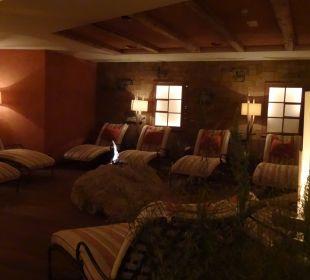 Wellness Almruhe Hotel Alpin Spa Tuxerhof