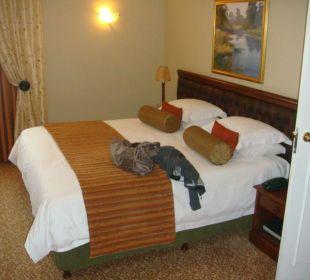 Schlafzimmer Hotel Winchester Mansions