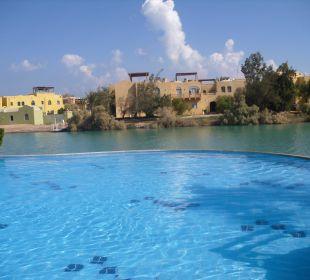 Pool mit Lagune Arena Inn Hotel, El Gouna