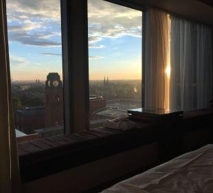 BLick auf die Innenstadt (Zimmer 902)