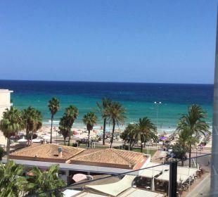 Junior Suite mit seitlichem Meerblick SENTIDO Playa del Moro