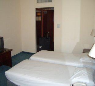 Zimmeransicht Hotel Metropolitan