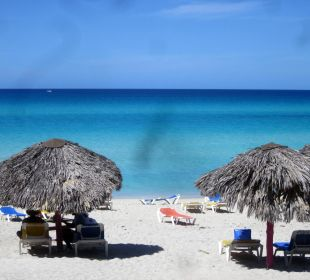 Strandblick Barcelo Solymar Beach Resort