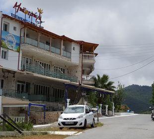 Außenansicht Hotel Maistrali
