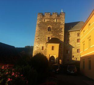 Wunderbarer Anblick Burghotel Deutschlandsberg