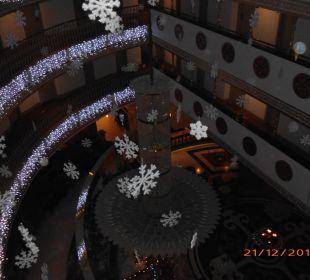 Schöne Deko Hotel Side Crown Palace