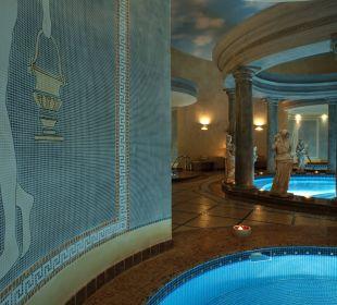 Spa Caracalla Hammam Pool Le Royal Méridien Beach Resort & Spa Dubai