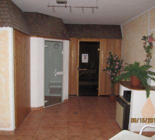 Sauna und Dampfbad Hotel Eder