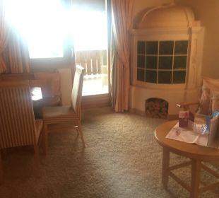 Zimmer - Suite Alpines Lifestyle Hotel Tannenhof