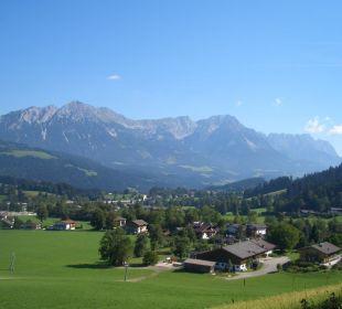 Ausblick aus dem Hotelzimmer Hotel Christoffel