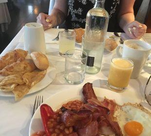 Das Frühstück! Lopesan Villa del Conde Resort & Spa