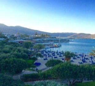 Gartenanlage Hotel Elounda Beach