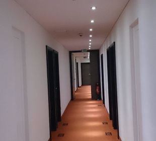 Hotelflur - Gang zu den Zimmern