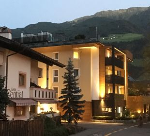 Außenansicht DolceVita Hotel Feldhof