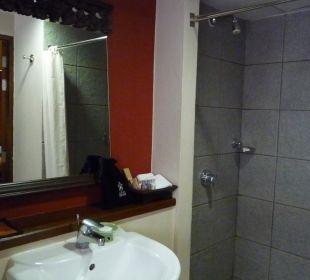 Waschbecken mit Ablagefläche Hotel Siam Heritage