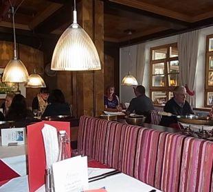 Restaurant Kneipp- und WellVitalhotel Edelweiss