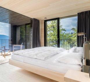 Guest Suit im Owner's House aus Holz gebaut MIRAMONTI Boutique Hotel