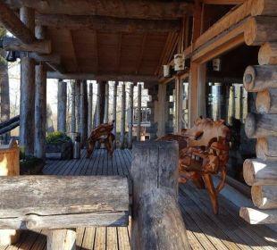 Saunanlagen Hotel Sole-Felsen-Bad
