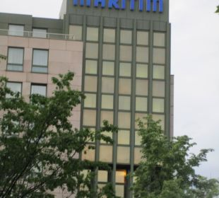 Aus der Stadt Maritim Hotel Nürnberg