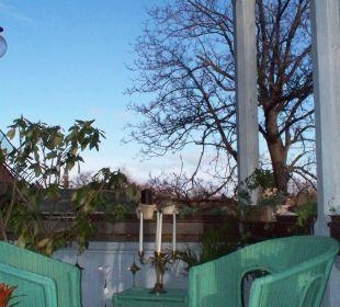 Balkon Hoffmanns Gästehaus