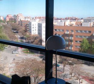 Schöne Aussicht  Hotel H10 Marina Barcelona
