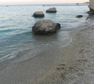 Teilbereich des Strandes