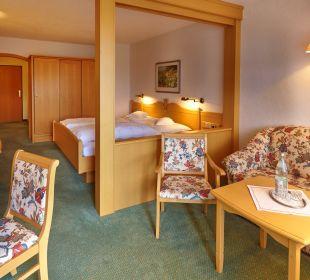 Großes Doppelzimmer im Sonnenflügel Hotel Ochsen
