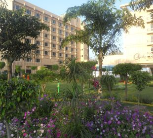 Hotel mit Garten Clarks Shiraz Hotel