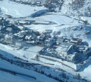 ... aus dem Skilift Hotel Bellevue & Austria