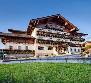 Außenansicht neu Hotel Lärchenhof